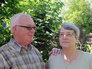 Jan en Loekie